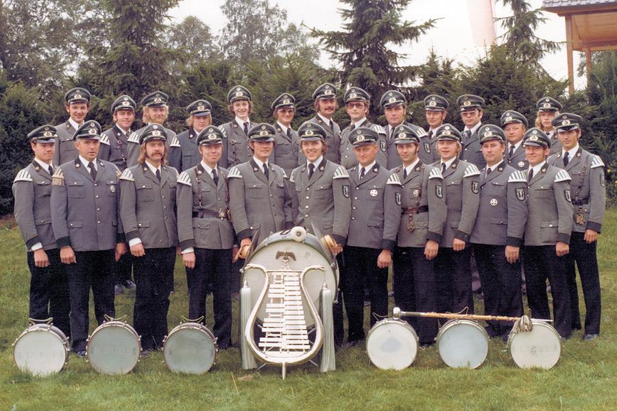 Spielmannszug-Bergheim_1975