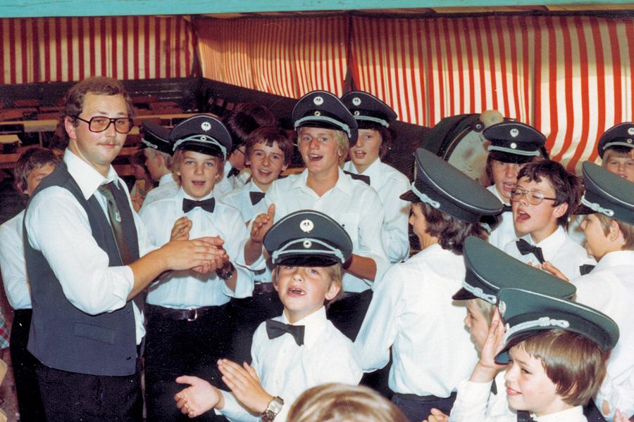 Spielmannszug-Bergheim_1976