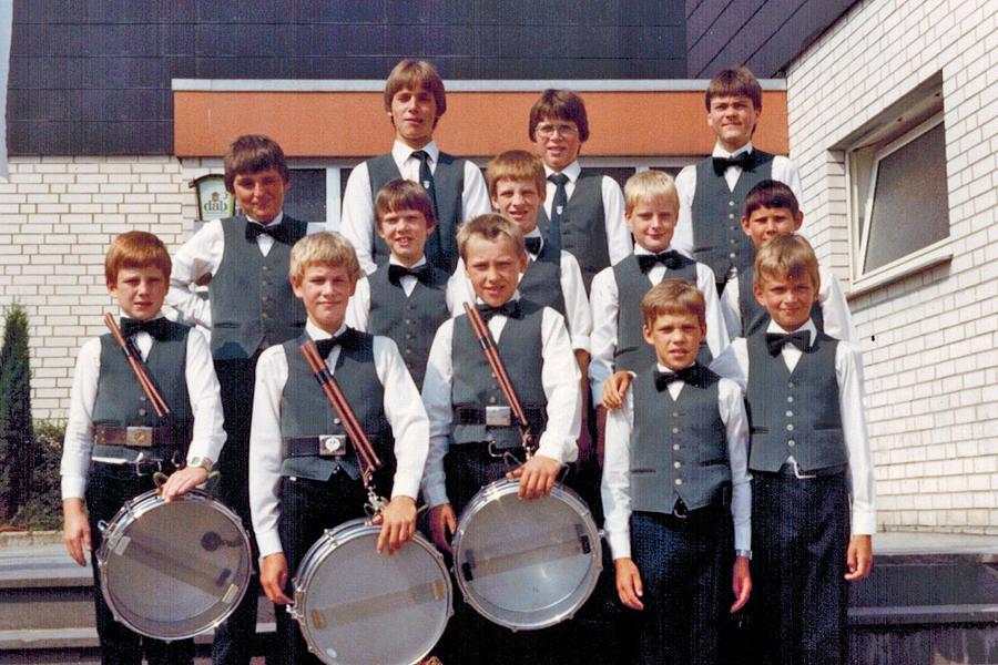 Spielmannszug-Bergheim_schuetzenfest_1983